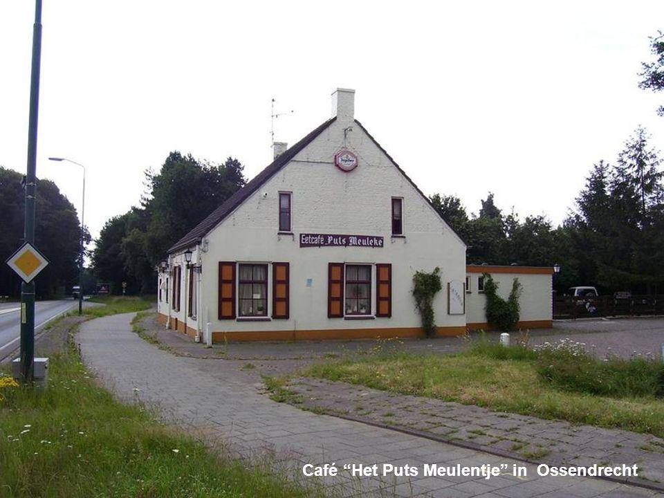 Café Het Puts Meulentje in Ossendrecht