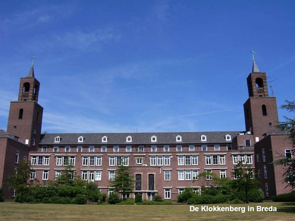 De Klokkenberg in Breda