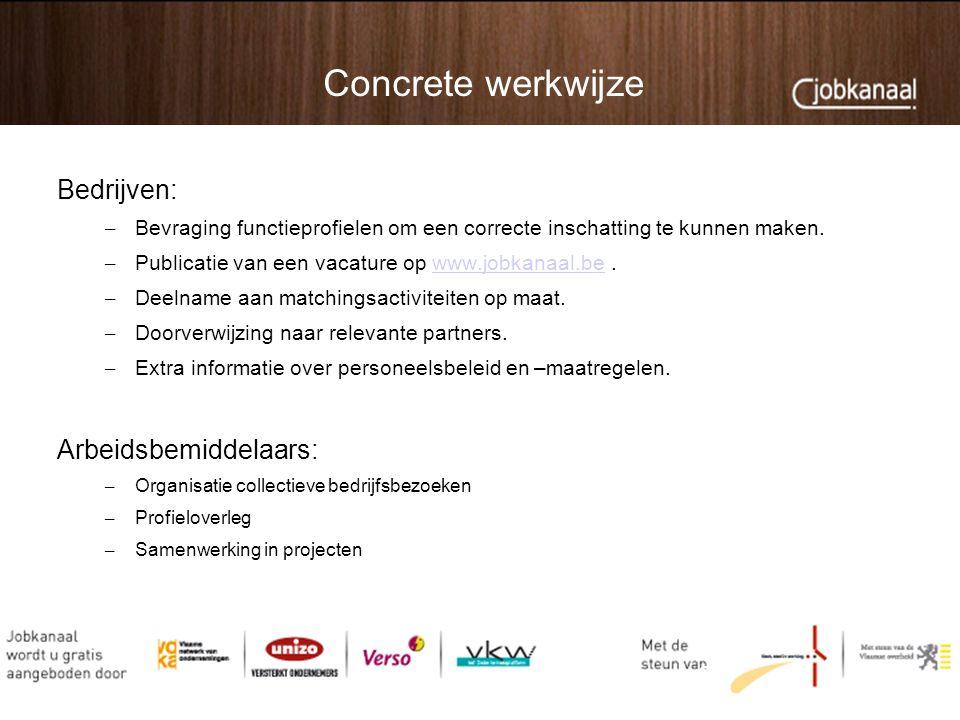 Concrete werkwijze 7