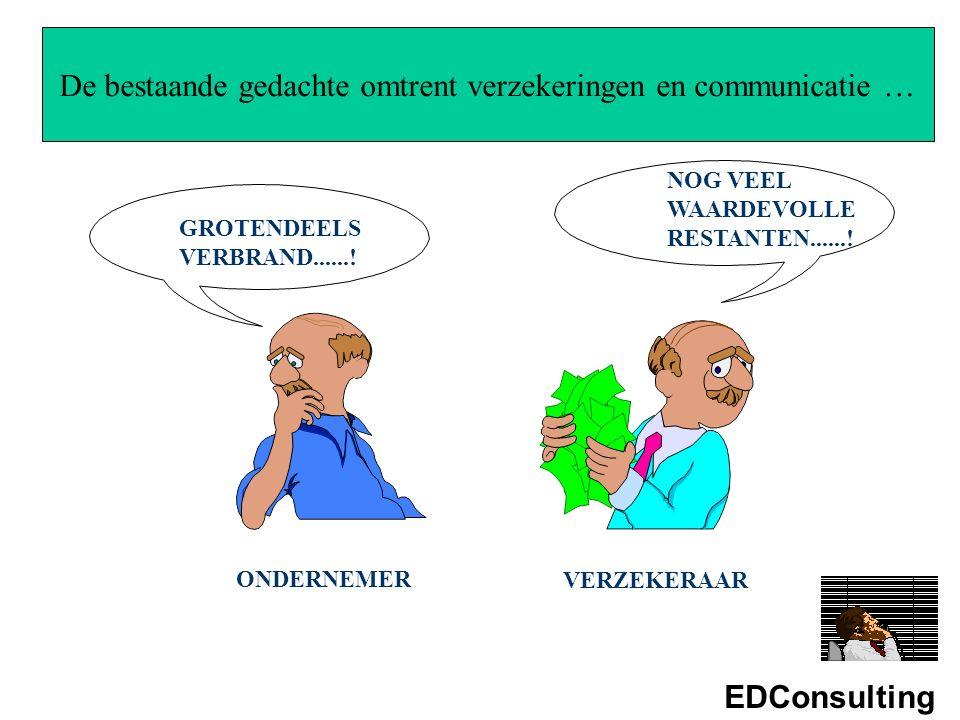 EDConsulting ONDERNEMER GROTENDEELS VERBRAND.......