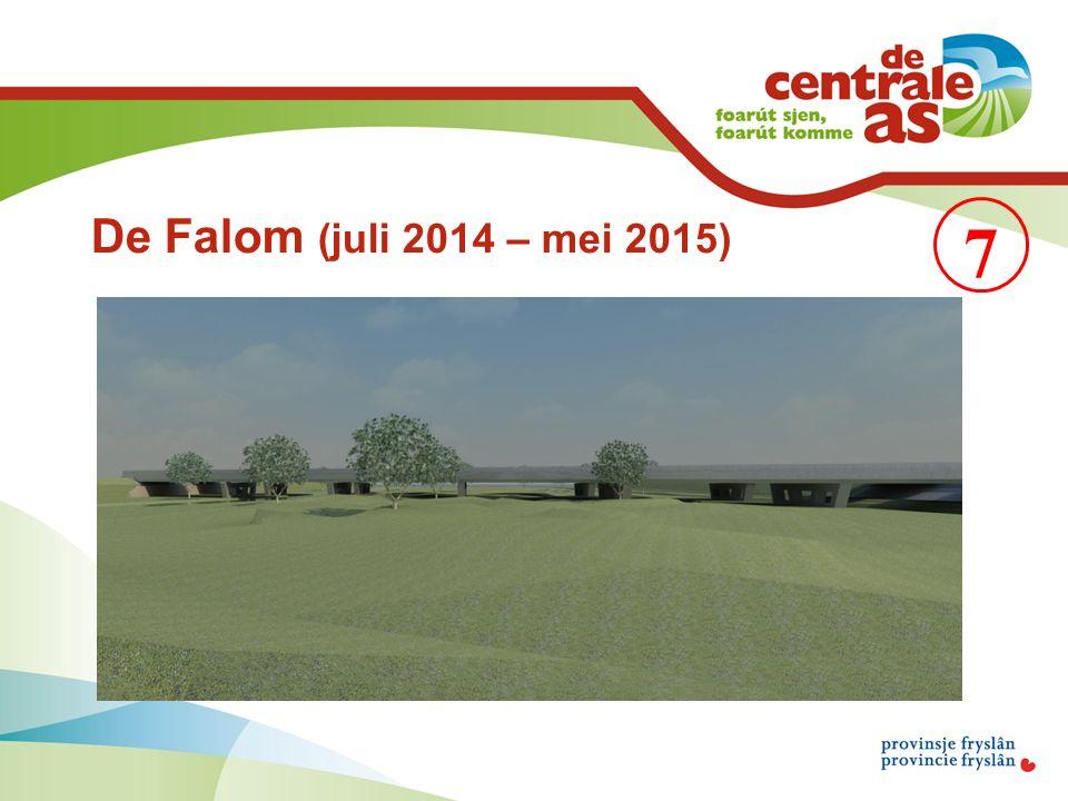 De Falom (juli 2014 – mei 2015) 7