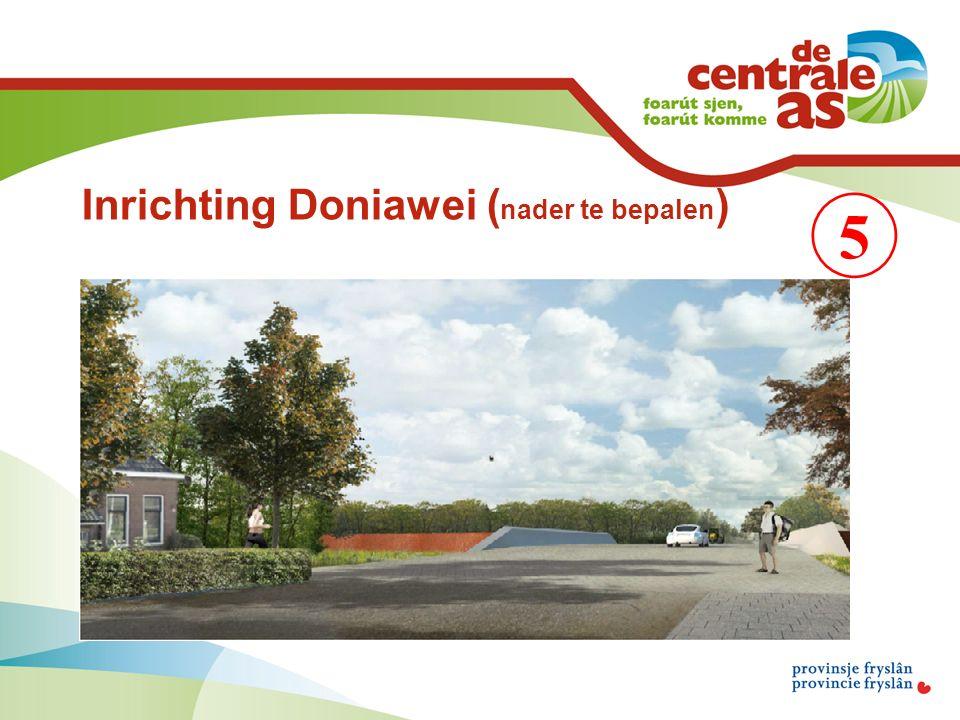 Inrichting Doniawei ( nader te bepalen ) 5