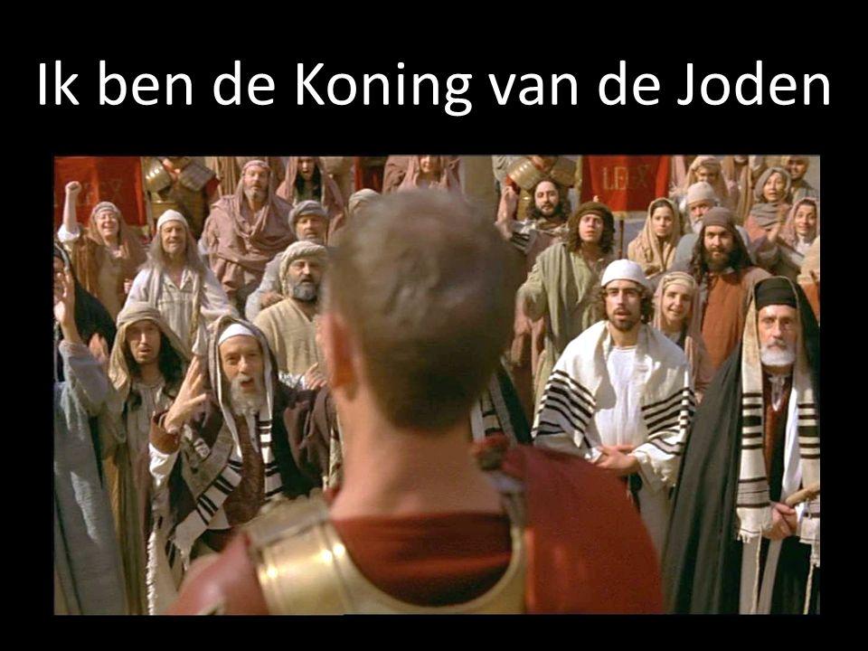Ik ben de Koning van de Joden