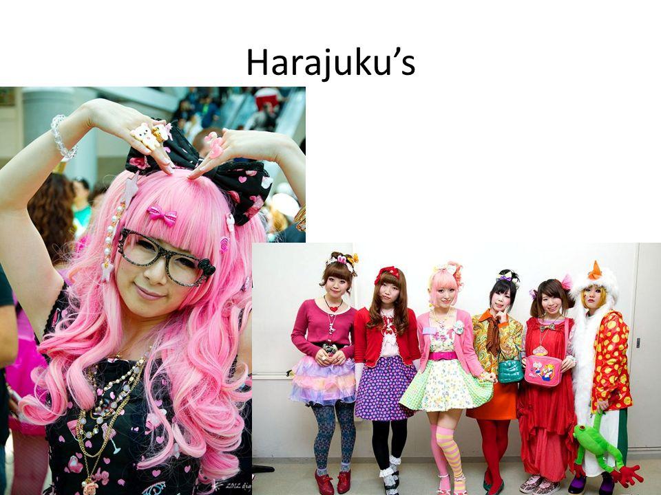 Harajuku's