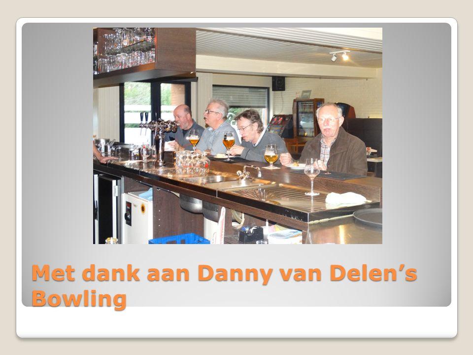 Met dank aan Danny van Delen's Bowling