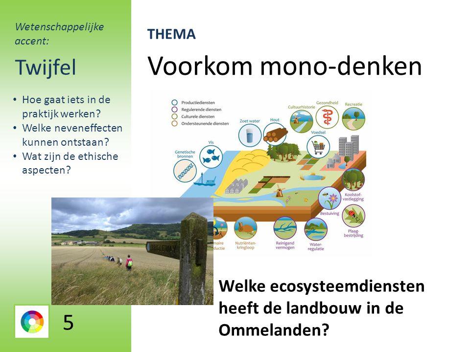 Biobased economy Esthetica Welke mogelijkheden zijn er om de landbouw te integreren met de biobased economy.