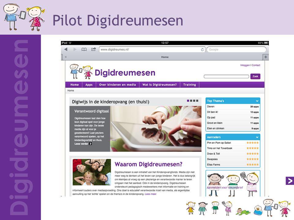 Pilot Digidreumesen