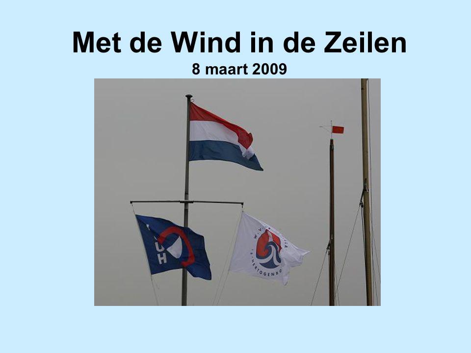 Met de Wind in de Zeilen 8 maart 2009