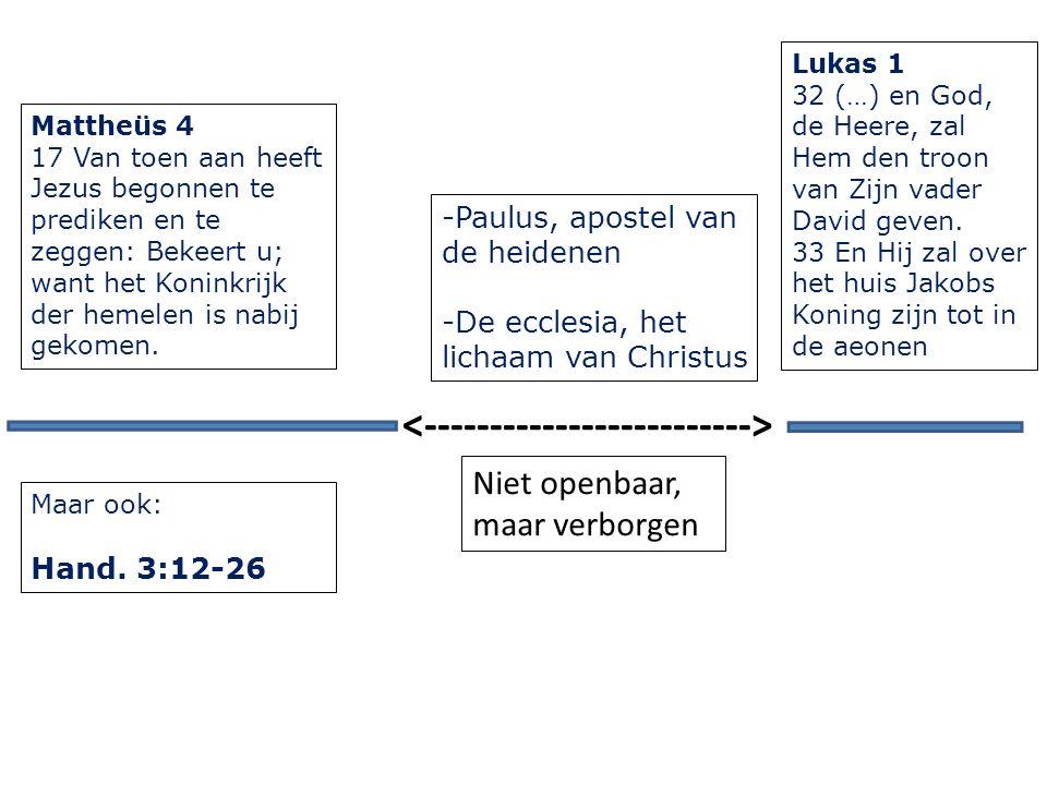 Mattheüs 4 17 Van toen aan heeft Jezus begonnen te prediken en te zeggen: Bekeert u; want het Koninkrijk der hemelen is nabij gekomen.