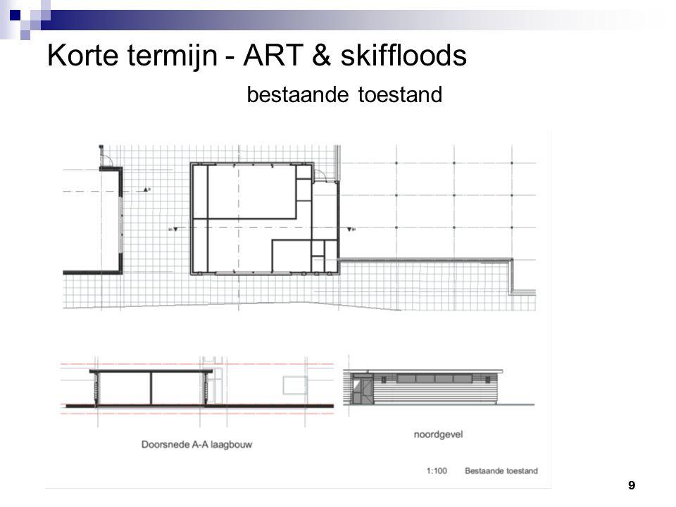 Korte termijn - ART & skiffloods bestaande toestand 9