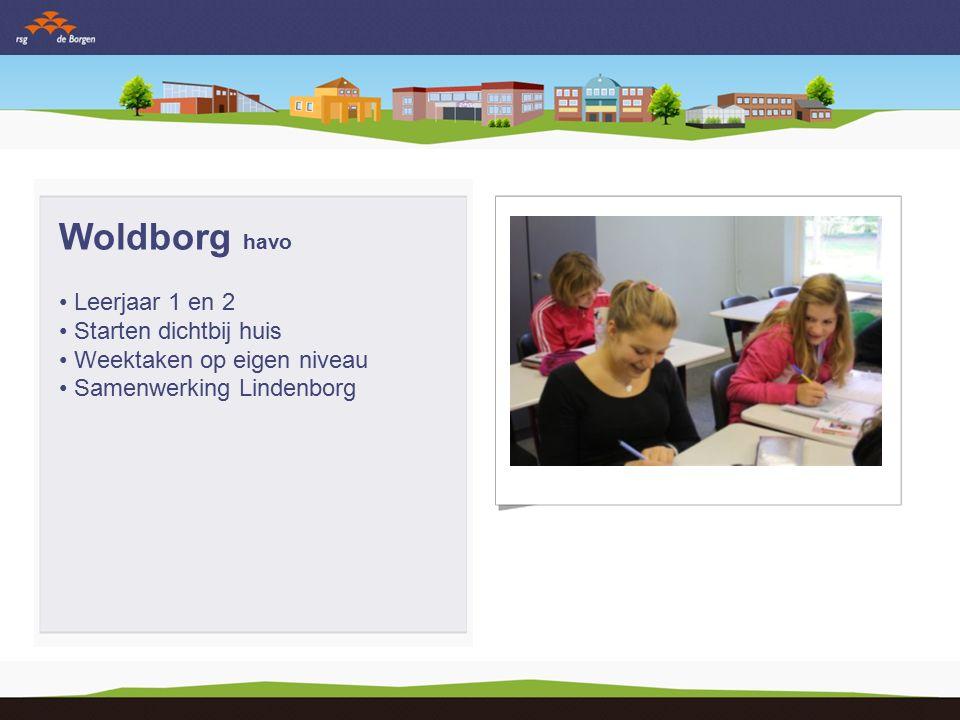 Woldborg Onderwijs op maat Wat heeft de leerling nodig / wat kunnen wij bieden.
