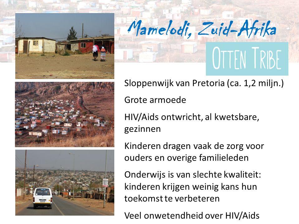 Sloppenwijk van Pretoria (ca.