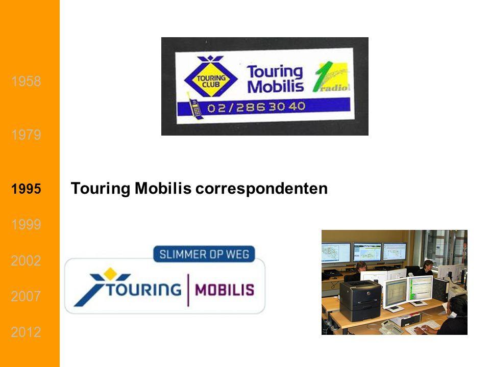 Verkeer morgen Mobile connectivity : => Toename verplaatsingen