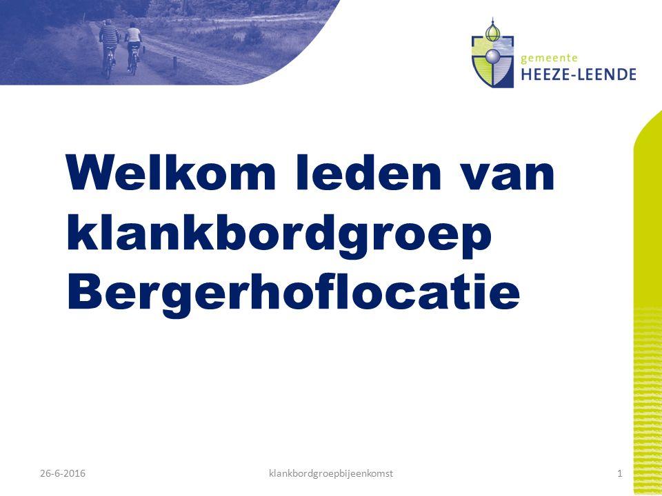 26-6-2016klankbordgroepbijeenkomst1 Welkom leden van klankbordgroep Bergerhoflocatie