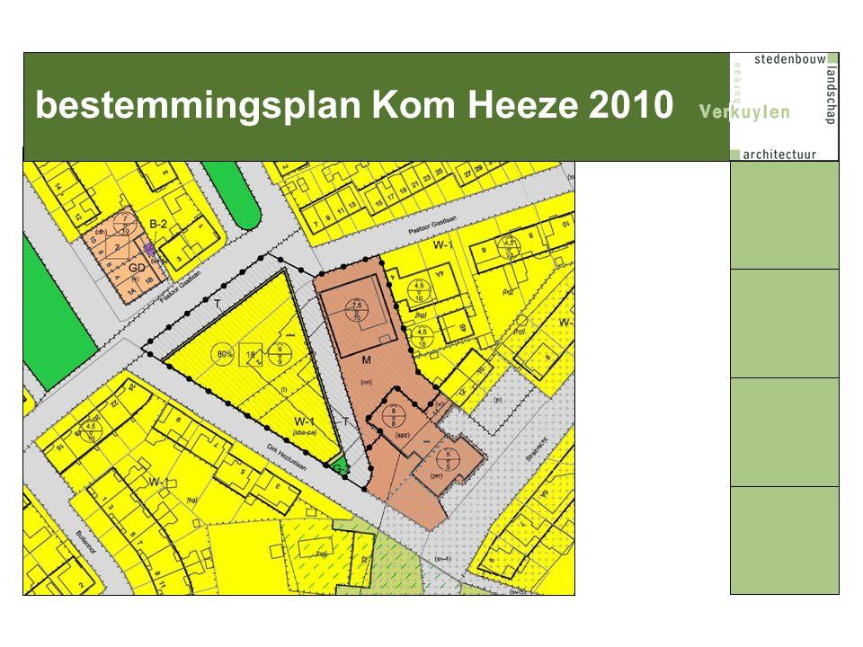 aandachtspunten KBG bouwdelen raken oriëntatie bebouwing uitrit niet overzichtelijk onduidelijke restruimte achtermuur 60 m lang ontsluiting schoolplein locatie schooltuin parkeren .