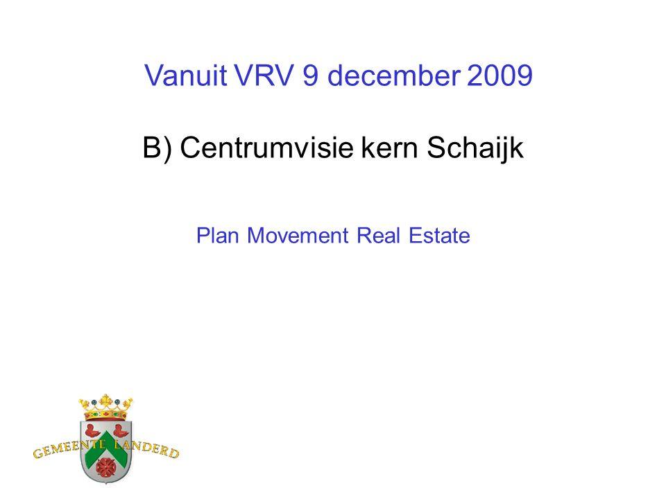 Centrumplan Movement Real Estate