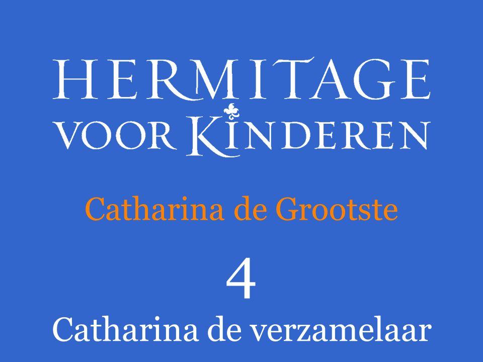 Jij gaat in de Hermitage Amsterdam een aantal cameeën van Catharina bekijken.