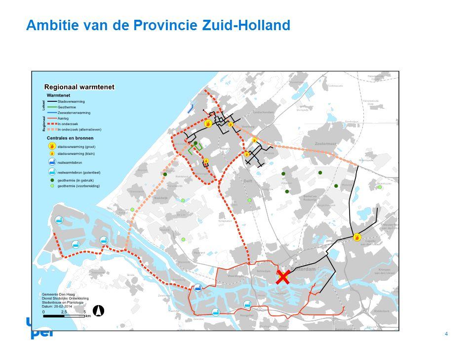 Ambitie van de Provincie Zuid-Holland 4