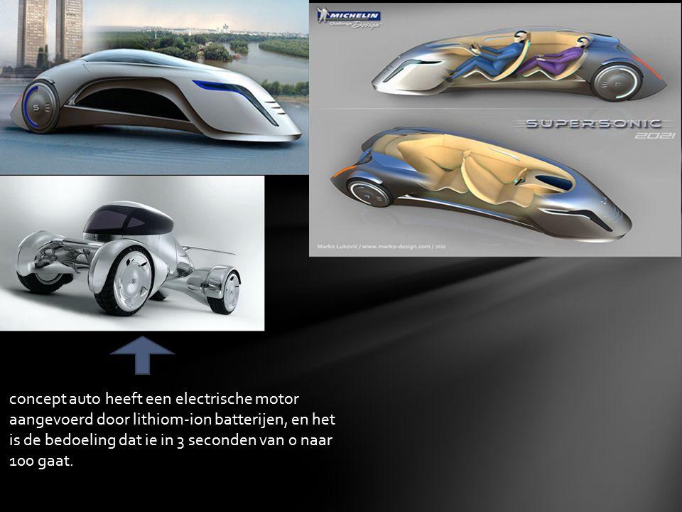 Is de auto op elektriciteit de auto van de toekomst ? Of is dat een op water ? Of is dat een vliegende auto ? : Je weet maar nooit ! Een voorbeeld van