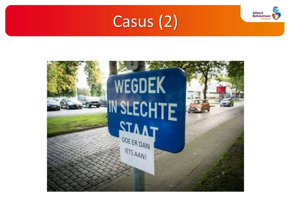 Casus (2)