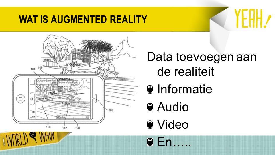 CD&V APP: MEET KRIS PEETERS IN PERSON Process: 1.3D scan 2.