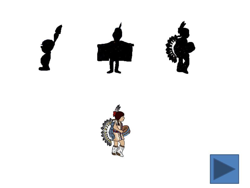 Klik op de eerste Indiaan