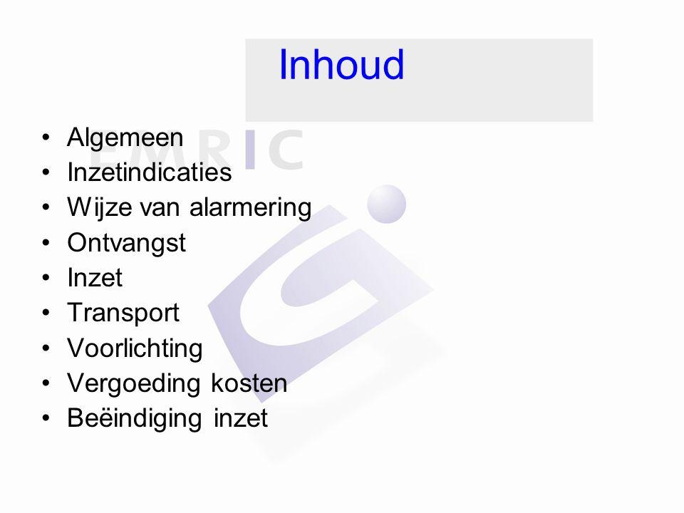 Transport (2) Ten behoeve van grensoverschrijdende gewondenspreiding zijn in de Euregio Maas-Rijn 9 ziekenhuizen beschikbaar: AZM, Atrium, Maaslandziekenhuis, Klinikum, ZOL, Salvator, Virga Jesse, CHU, CHR.