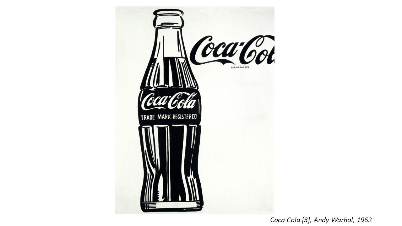 Coca Cola [3], Andy Warhol, 1962