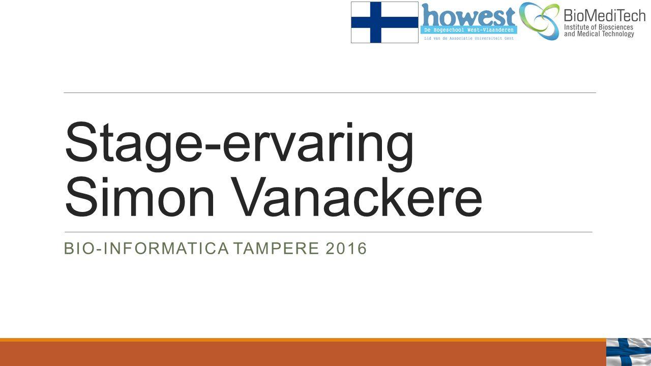 Tampere 3 de grootste stad van Finland (grootste binnenlandse stad Scandinavië) + 200.000 inwoners 2 Universiteiten :UTA en TAMK en hoge school: TUT Vroeger  industrie-/handelstad Nu  Gekende studentenstad Grenst aan 2 grote meren: Pyhäjärvi Näsijärvi (+100km lang) Met een stroomversnelling tussen de 2 meren