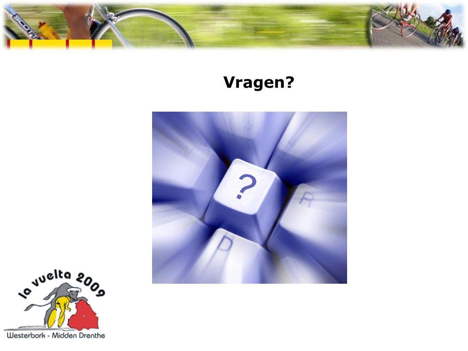 Vragen Spaanse week Westerbork 2009
