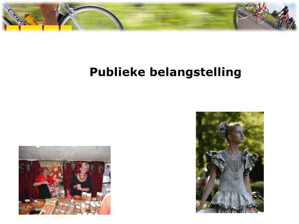 Publieke belangstelling Spaanse week Westerbork 2009