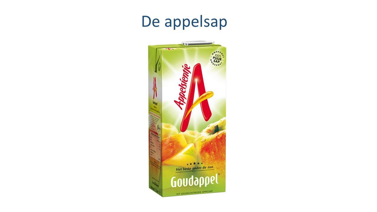 De appelsap