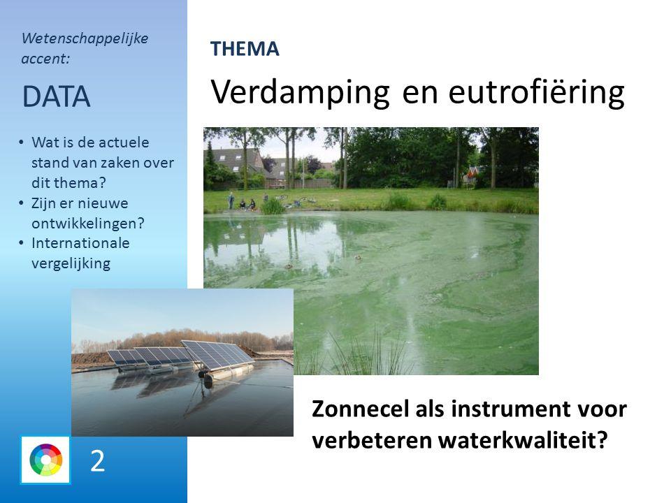 Ecosysteem regulering Conclusie Zijn zonnecellen van belang voor ecosysteem management.