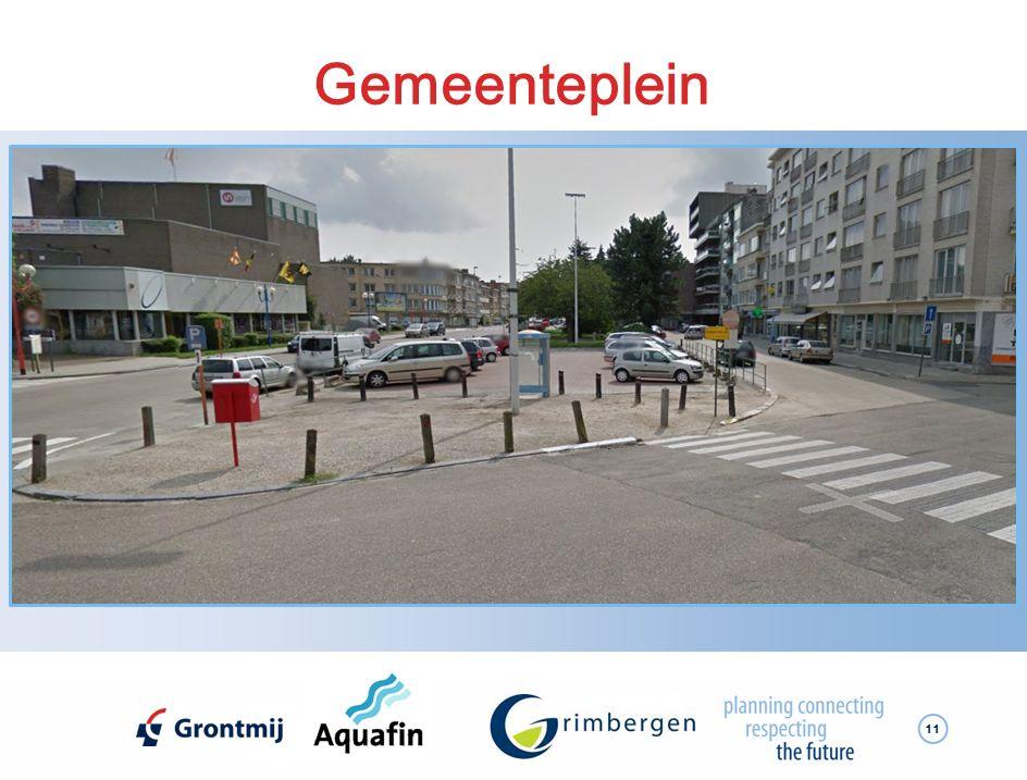 11 Gemeenteplein