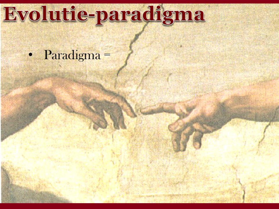 Windesheim zet kennis in werking Paradigma = een complex geheel van opvattingen, methoden en vraagstellingen, dat de wetenschappelijke gemeenschap van een bepaald tijdvak een idee geeft van wat de belangrijke vragen zijn, en hoe die opgelost moeten worden.