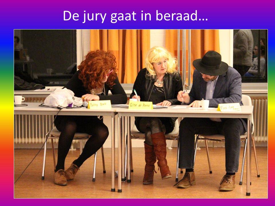 De jury gaat in beraad…