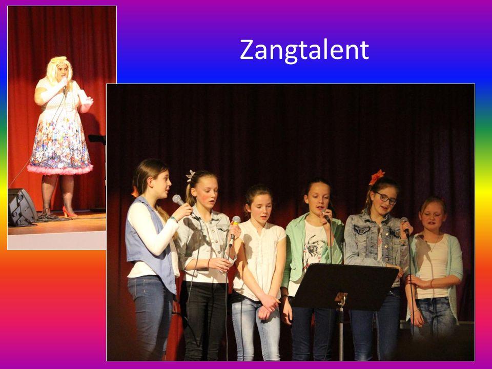 En ook deze zangeressen waren zeer talentvol