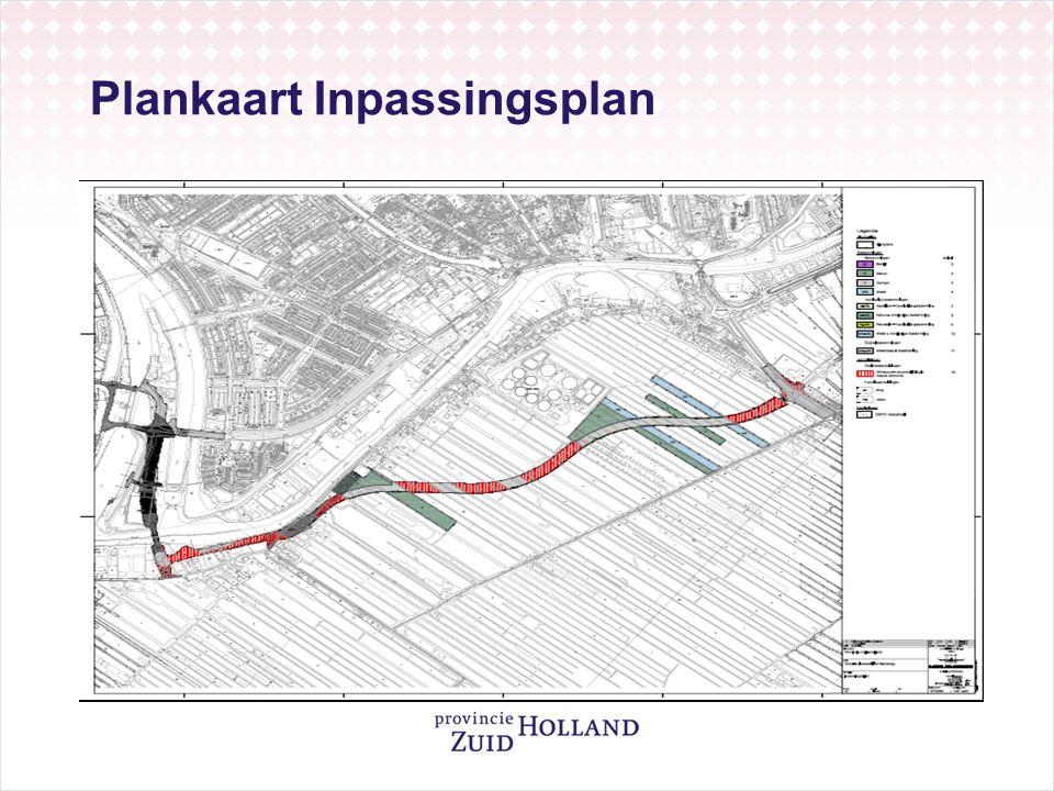 Plankaart Inpassingsplan