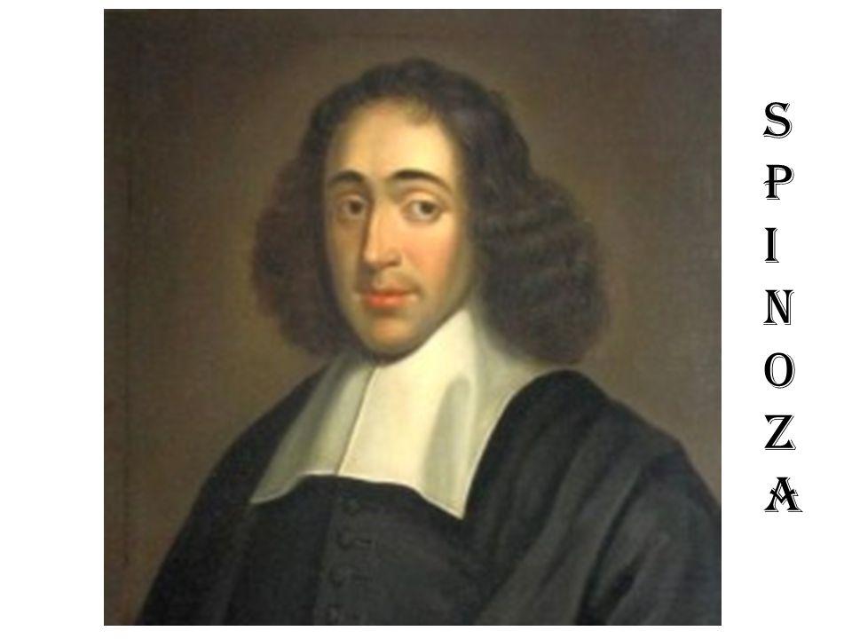 Spinoza (nu zit er tenminste één modern plaatje in deze p.p.)