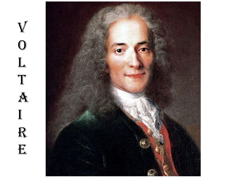 Voltaire: Geen twijfel aan bestaan god.