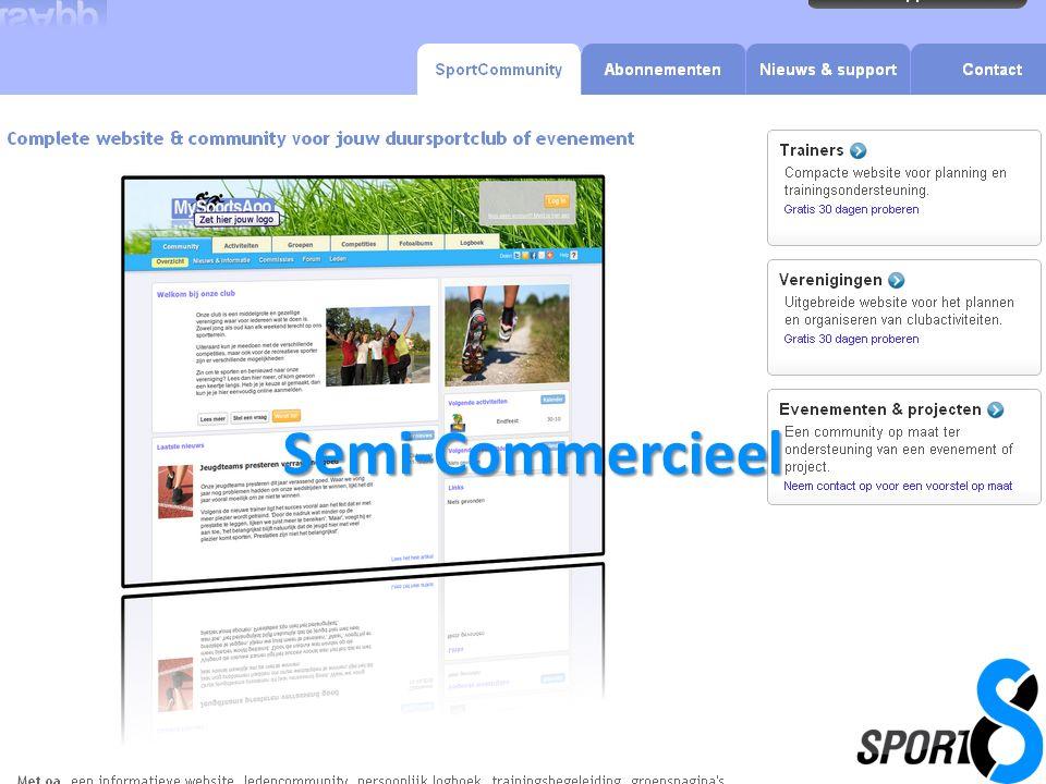 Semi-Commercieel