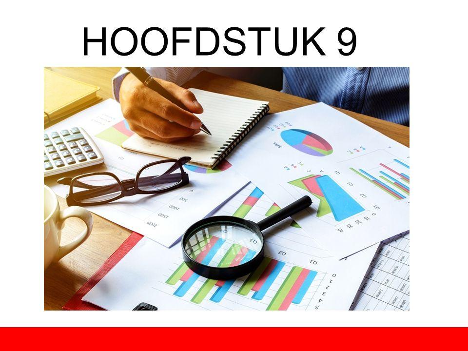 HOOFDSTUK 9