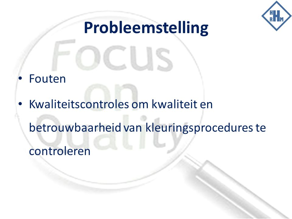 Immuunhistochemische kleuring Antigen retrieval – Toepassen van hitte op paraffinecoupes – Coupes onderdompelen in retrieval solution