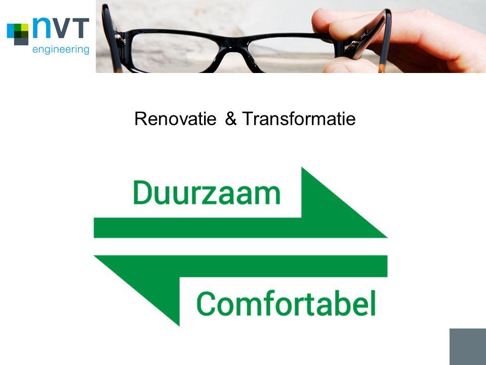 Renovatie & Transformatie