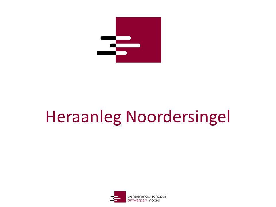 Heraanleg Noordersingel