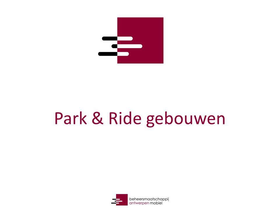 Park & Ride gebouwen