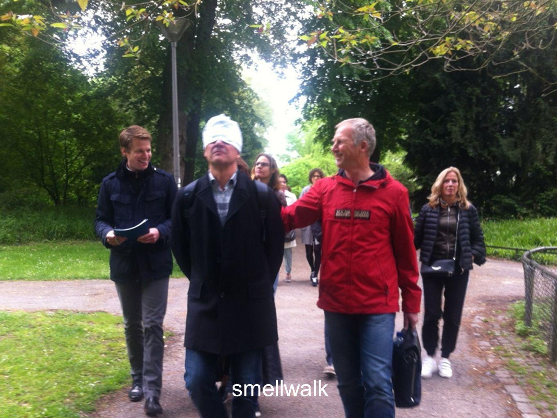 smellwalk