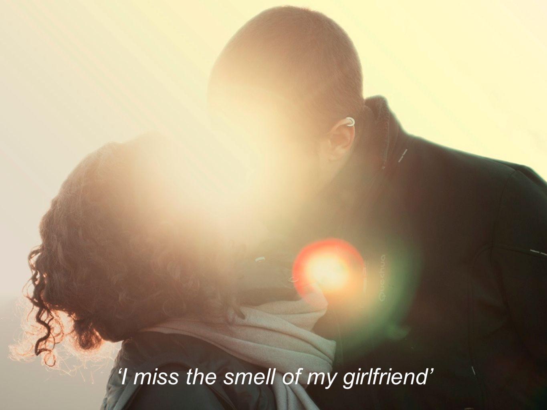 geur verbindt ons met de wereld om ons heen