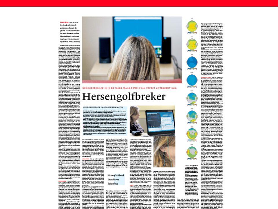 ADHD & EEG-Neurofeedback Martine Boomsma 1, 31 Maart 2008 Prof.