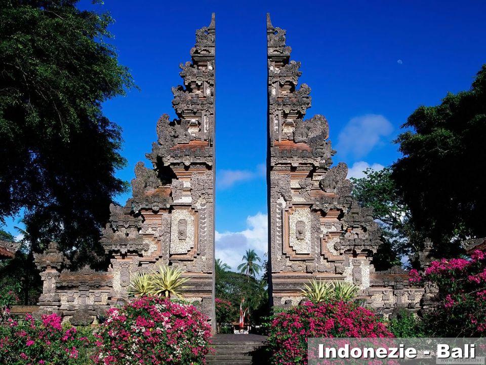 Indonezie - Bali